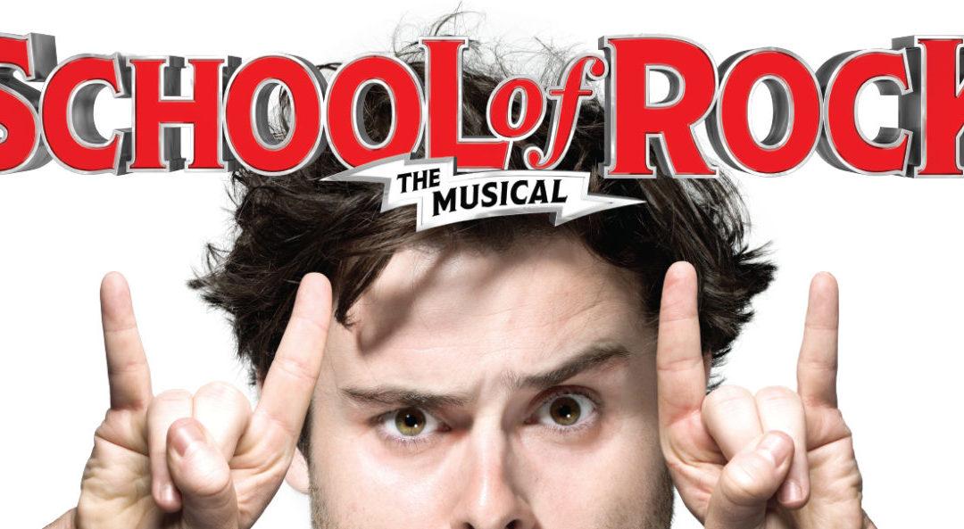 Audition School Of Rock