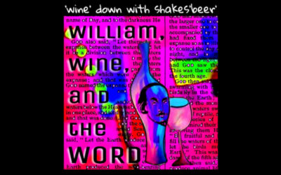 """""""William Wine and The Word"""""""