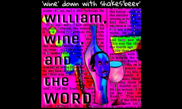 """William Wine and The Word"""