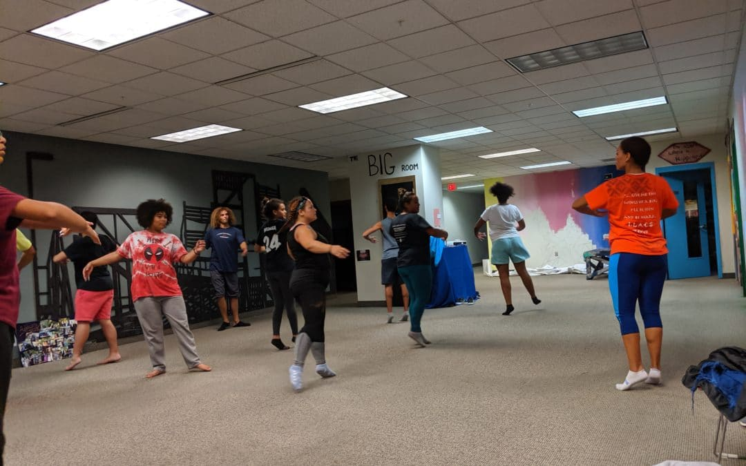Dance and Fitness Classes September 2019