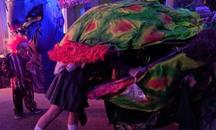SFA Halloween Party