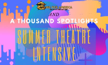Summer Theatre Camp 2020