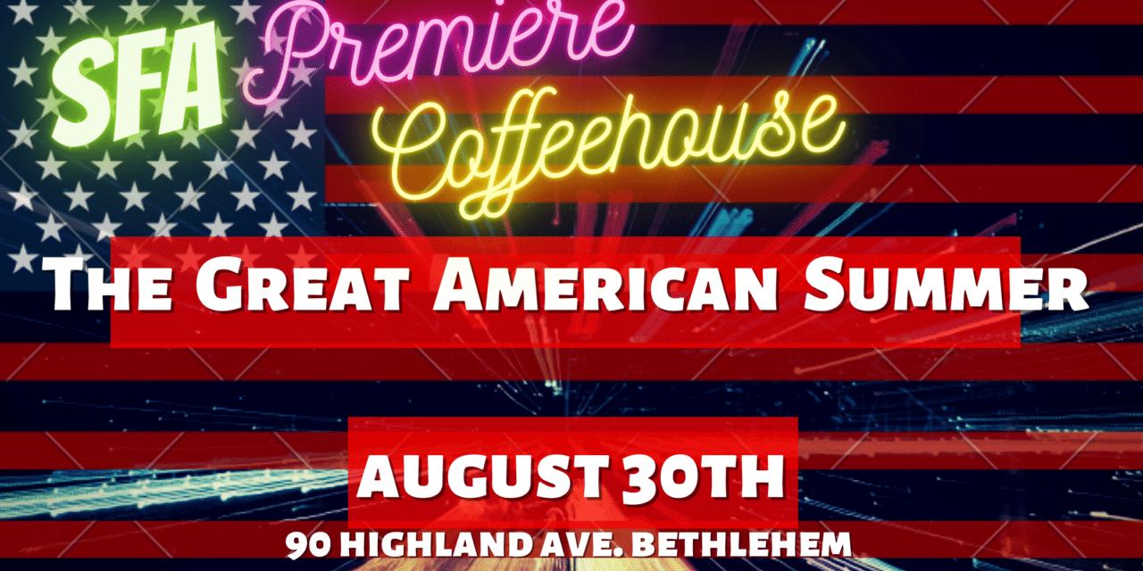 SFA Premiere CoffeeHouse Returns!