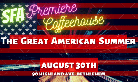 SFA Premiere CoffeeHouse Returns!