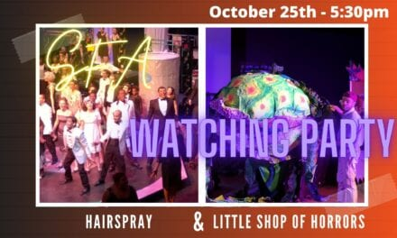 Watching Party- October!