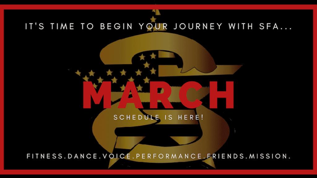 March Classes